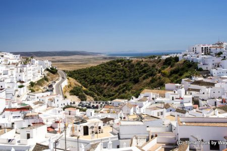view of vejer de la frontera spain