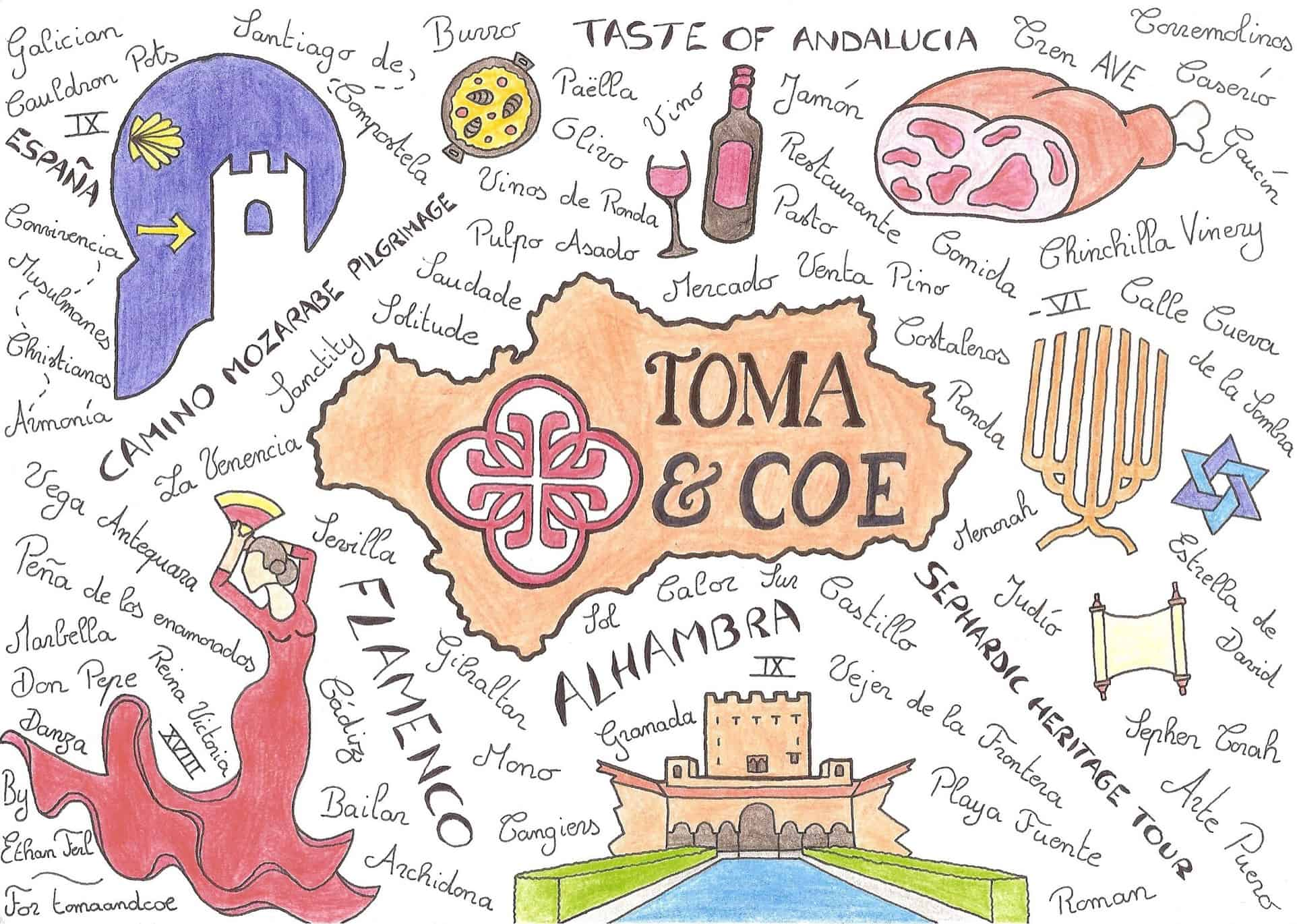 Bespoke tours of Andalucia