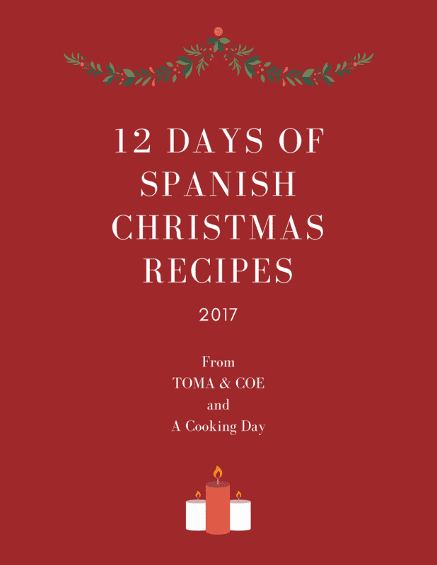 Spanish Christmas recipes