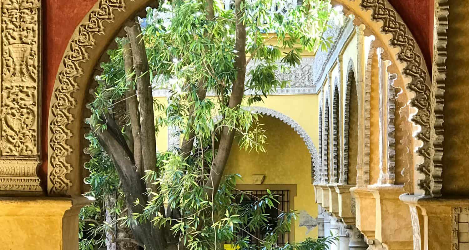 the gardens of andalucia