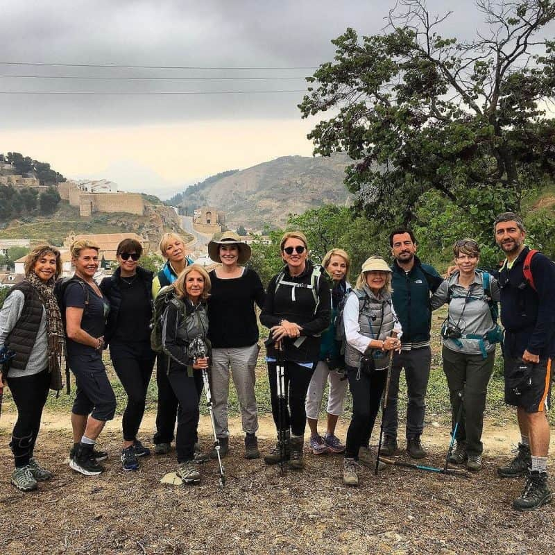 Walk Camino de Santiago group tour Spain