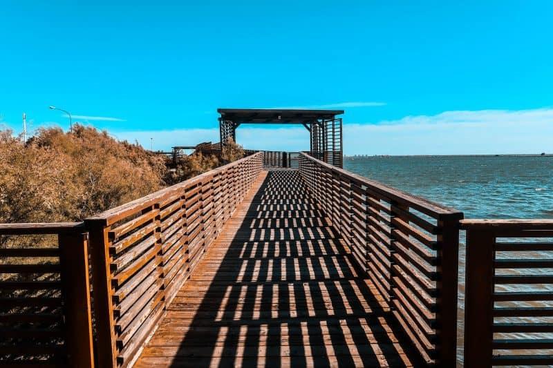 Huelva bridge Soain
