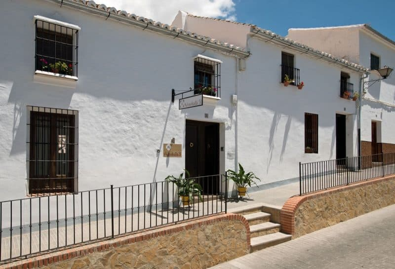 country hotel Spain
